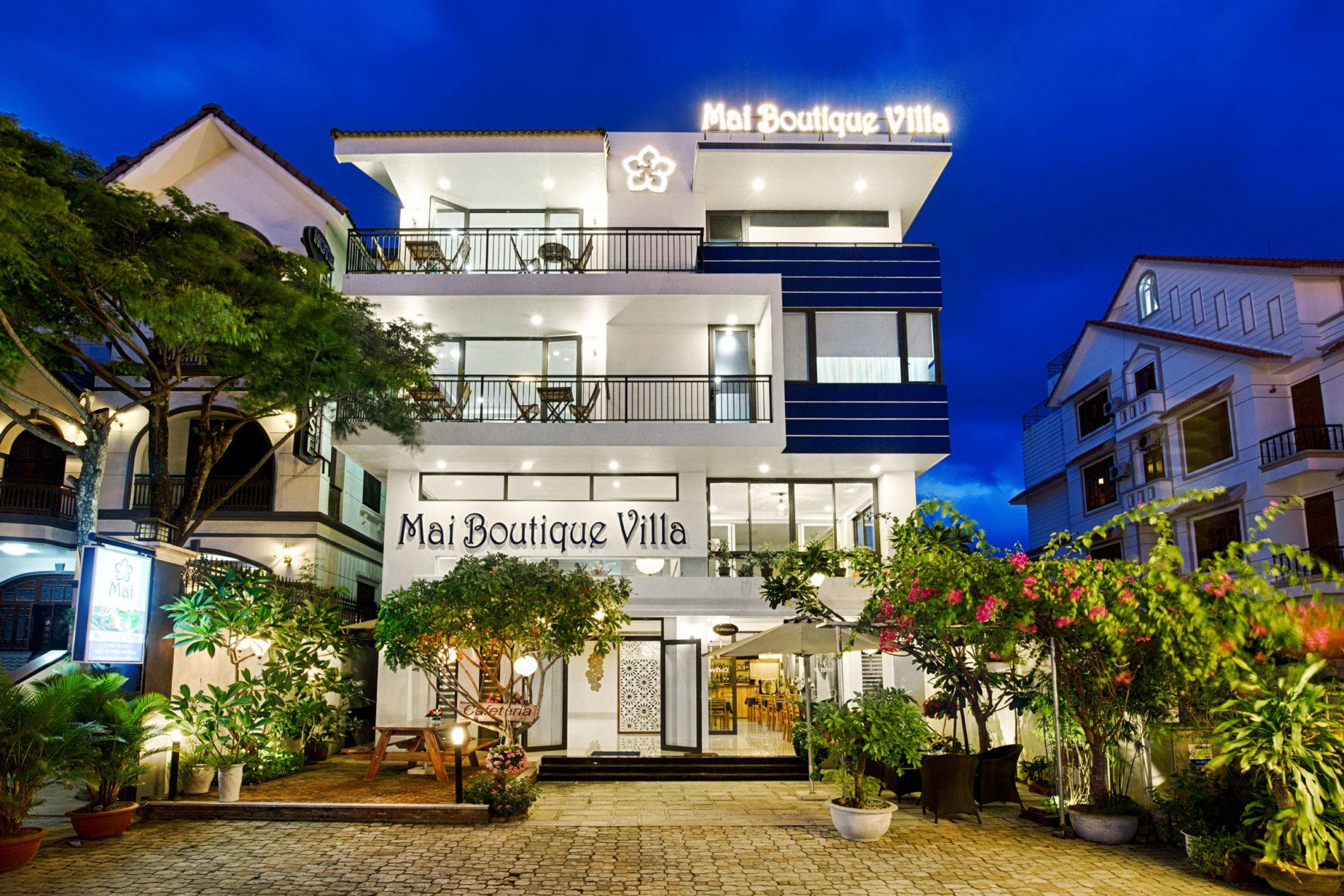 Mai Boutique Villa Hotel